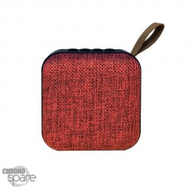 Enceinte Bluetooth T5 Rouge