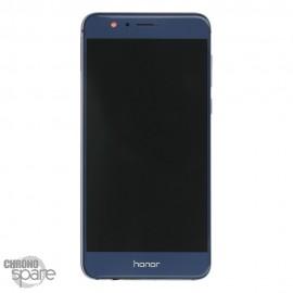 Ecran LCD + Vitre tactile blanc Honor 8 (officiel)