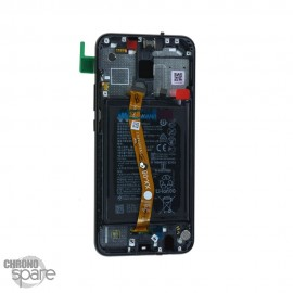 Ecran LCD + Vitre Tactile Huawei Ascend Mate 20 Light Noir (officiel)