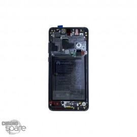 Ecran LCD + Vitre Tactile Huawei Ascend Mate 20 Noir (officiel)