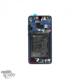 Ecran LCD + Vitre Tactile Huawei Ascend Mate 20 Bleu (officiel)