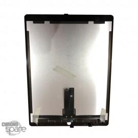 Ecran LCD + vitre tactile noire iPad Pro 12.9 pouces A1670/A1671 avec nappe