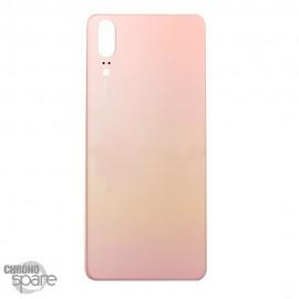 Vitre arrière Huawei P20 Rose