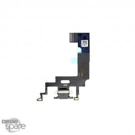 Nappe Connecteur de Charge Noir iPhone XR