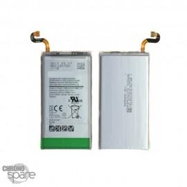 Ecran LCD + Vitre Tactile argent Samsung Galaxy S8 Plus G955F (officiel)