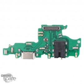 Ecran LCD + Vitre tactile sans chassis Noire Honor View 10