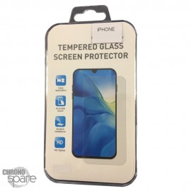 Vitre de protection en verre trempé iphone XI avec Boîte (PREMIUM)