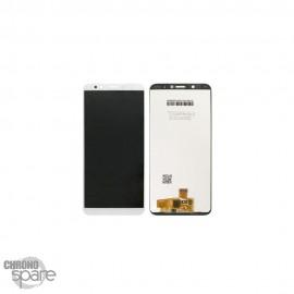 Ecran LCD + Vitre tactile Noire Huawei HONOR 7C