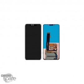 Ecran LCD + Vitre tactile Noire Huawei mate 20 pro sans chassis