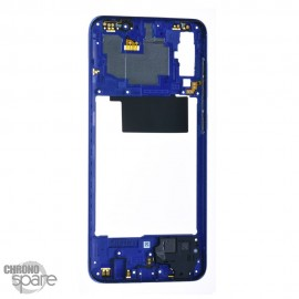 Châssis Intermédiaire Bleu Samsung Galaxy A70 (A705F)