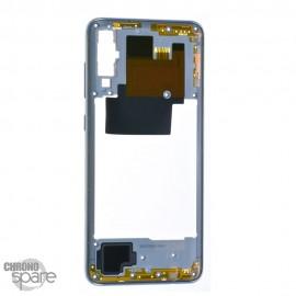 Châssis Intermédiaire Blanc Samsung Galaxy A70 (A705F)