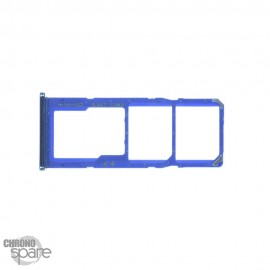 Tiroir SIM Bleu Samsung Galaxy A70 (A705F)