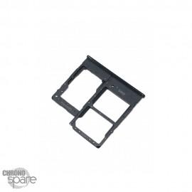 Tiroir SIM Noir Samsung Galaxy A20e (A202F)