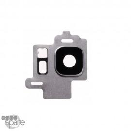 Lentille Caméra avec châssis argent Samsung Galaxy S8 (G950F)
