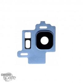 Lentille Caméra avec châssis bleu Samsung Galaxy S8 (G950F)