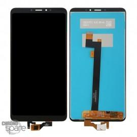 Ecran LCD + vitre tactile noire Xiaomi mi max 3