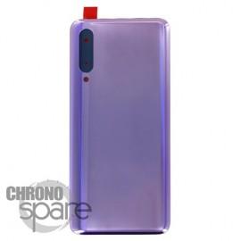 Vitre arrière violet Xiaomi mi9