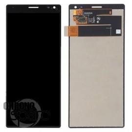 Ecran LCD + vitre tactile Noir Sony Xperia 10 Plus (officiel)