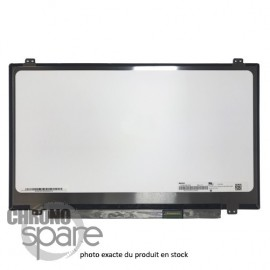 Ecran 14 pouces LED SLIM Mat 1366*768 connecteur Droite fixation haut et bas LG LP140WH8-TLD1 40 pins