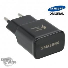 Chargeur secteur Samsung FAST CHARGE original usb 5V 2 A - Noir