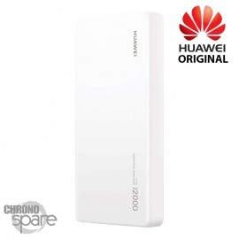 PowerBank Huawei 12 000 mAh - 40W - Blanc (officiel)