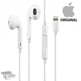 Écouteurs Apple EarPods (originaux) - intra-auriculaire - Prise lightning - sans boîte