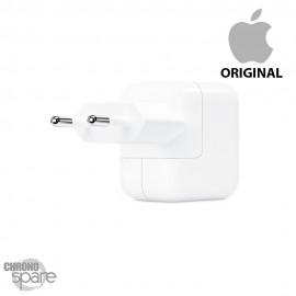 Chargeur secteur Apple original usb 5V 1 A - Blanc