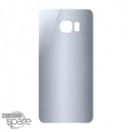 Vitre arrière Argent Samsung galaxy S6 Edge Plus G928F