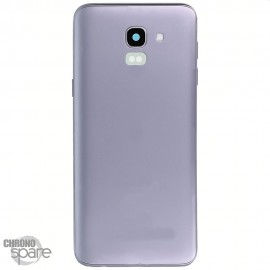 Vitre arrière Blanche Samsung Galaxy J6 2018 J600F