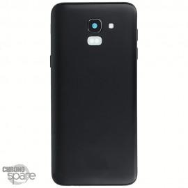 Vitre arrière Noire Samsung Galaxy J6 2018 J600F