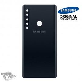 Vitre arrière Noir (officiel) Samsung Galaxy A9 2018 A920F