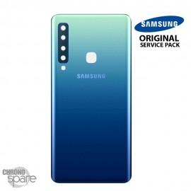 Vitre arrière Bleue (officiel) Samsung Galaxy A9 2018 A920F