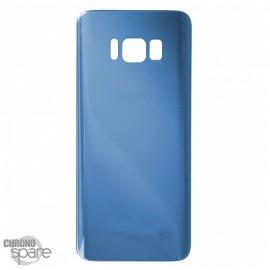 Vitre arrière bleu corail Samsung Galaxy S8 (SM-G950F)