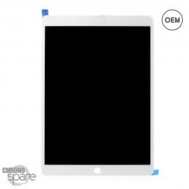 Ecran LCD + vitre tactile Blanche iPad Pro 10.5 pouces A1701 OEM