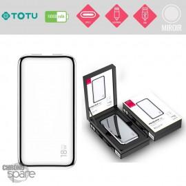 PowerBank 10000 mAh miroir TOTU