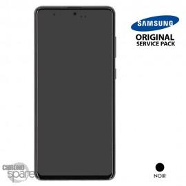Vitre tactile et écran LCD Samsung Galaxy Note 10 Lite SM-N770F (officiel) Noir
