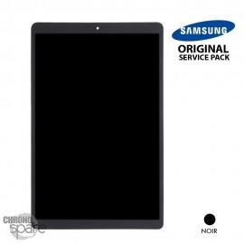 """Ecran LCD et Vitre Tactile noire Samsung Galaxy Tab A 2019 10,1"""" T515 (officiel)"""