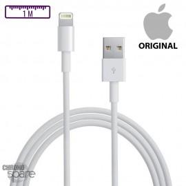 Câble de charge iPhone original - 1M