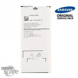 Batterie Samsung Galaxy A7 2016 A710F (officiel) EB-BA710ABE GH43-04566A 3300MAH