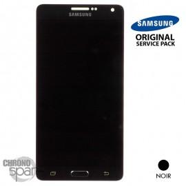 Vitre tactile + écran LCD Samsung Galaxy A700F (officiel) GH97-16922B Noir