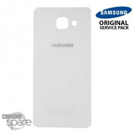 Vitre arrière Blanche (officiel) Samsung Galaxy A5 2016 A510F