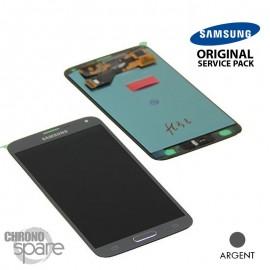 Vitre tactile et ecran LCD S5 Neo G903F Silver GH97-17787C (Officiel)