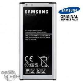 Batterie Samsung Galaxy S5 Mini G800F (officiel) EB-BG800BBE