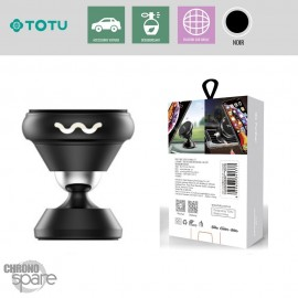 Support voiture multiaccroche noir TOTU