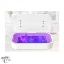 Portable stérilisateur et chargeur sans fil