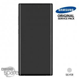 Vitre tactile et écran LCD Samsung Galaxy Note 10 Plus SM-N975 (officiel) Silver
