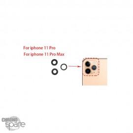 Lentille caméra iphone 11