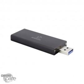 Clé USB pour connexion Disques Durs M2