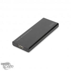 Boîtier pour disques durs SSD Externe M.2 Digitus DA-71111 USB
