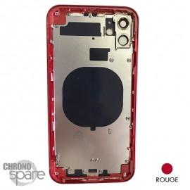 Châssis iPhone 11 rouge - sans nappes